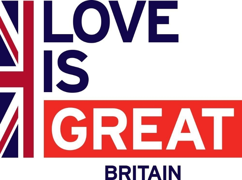 Love is GREAT Britain