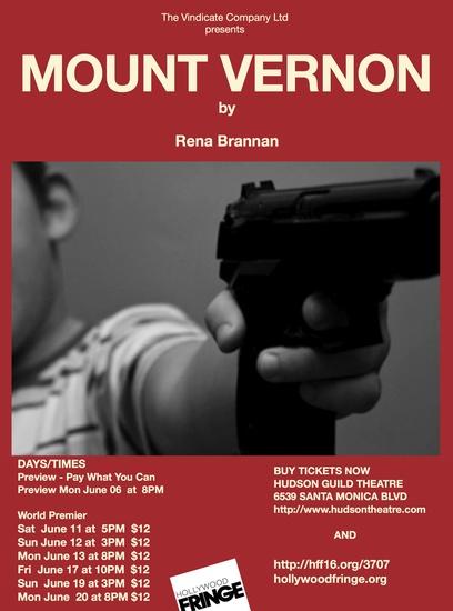 Mount Vernon by Rena Brannan