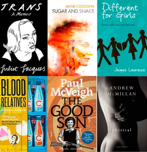 Polari First Book Prize 2016 shortlist revealed