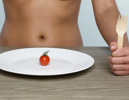 lesbian eating disorders