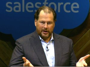 Salesforce Chairman Marc Benioff to be honored at GLAAD Gala San Francisco