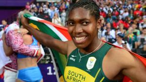 Caster Semenya wins Athlete of the Year Award