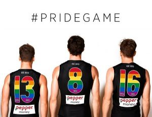 AFL Pride Game