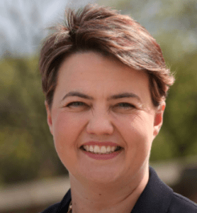 Ruth Davidson calls for marriage equality in Northern Ireland