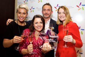 Accenture named best employer for LGBT equality in Ireland