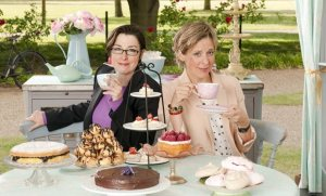 Mel and Sue to quit as Great British Bake Off hosts