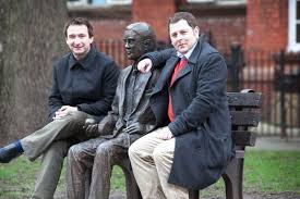 John Leech and Alan Turing