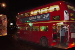 Driver accused of kicking gay couple off London bus