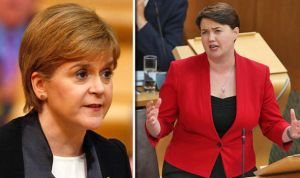 Ruth Davidson: 'Independence is a direct threat to Scotland'