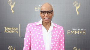 RuPaul wins his first Emmy