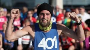Ben Smith marathon challenge