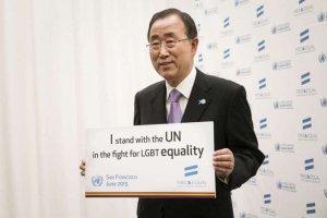 UN upholds LGBT expert post despite objections
