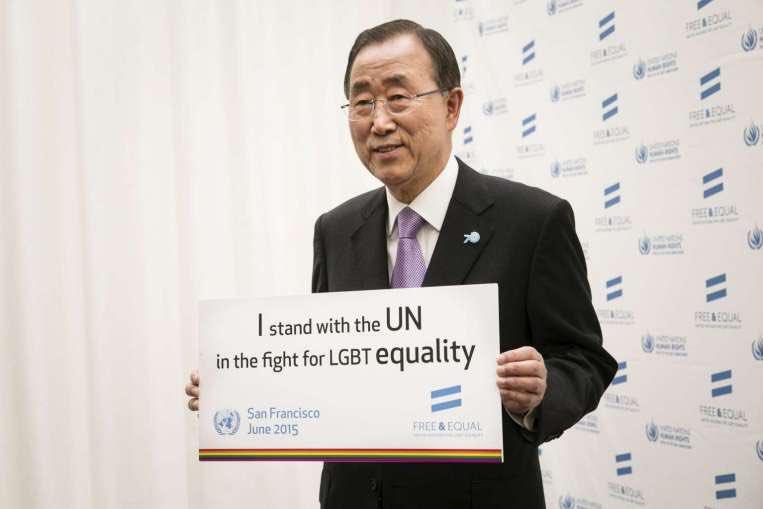 UN LGBT expert