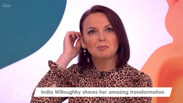 Loose Women India Willoughby