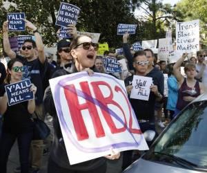 Repeal of North Carolina LGBT bill fails