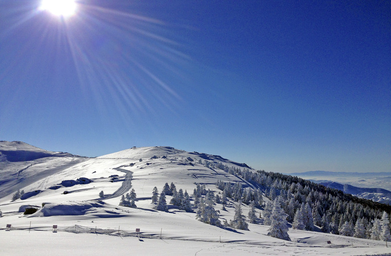 Uludag ski Turkey