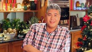 TV chef and author Jonathan Phang shares his Christmas past