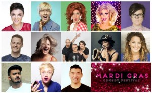 Inaugural Mardi Gras Comedy Festival is coming to Sydney