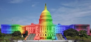 LGBT march planned for Washington DC