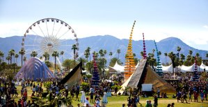 Coachella owner denies he actively supports anti-gay organisations