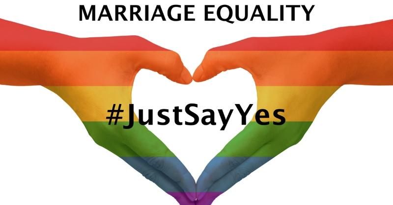 #JustSayYes