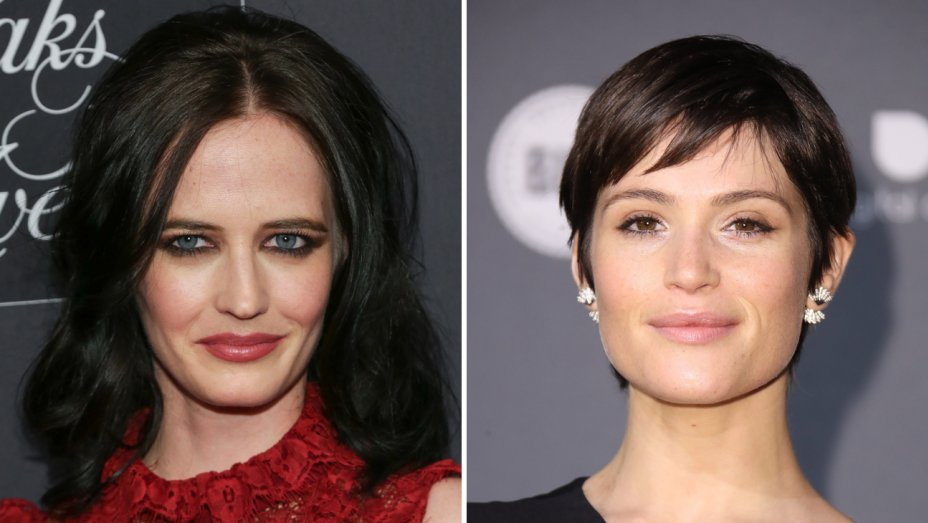 Gemma Arterton and Eva Green