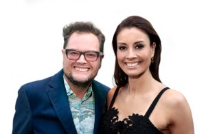 Alan Carr and Melanie Sykes to host British LGBT Awards
