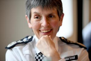 Britain's highest ranking police officer opens up about her same-sex relationship