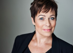 DIVA Ally Of The Year Denise Welch backs WEP mayoral candidate Tabitha Morton