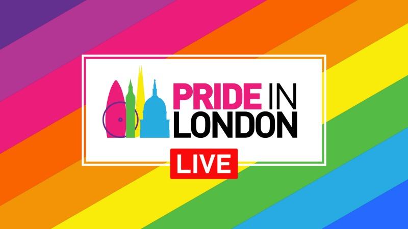 Pride in London live