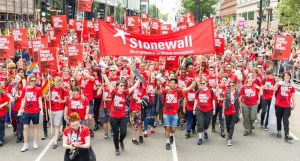Stonewall launches powerful election manifesto urging parties to prioritise LGBT rights