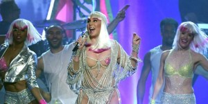 Must watch: Cher's first awards show performance in 15 years