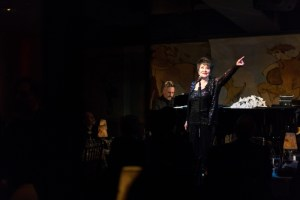 Chita Rivera At The Cafe Carlyle