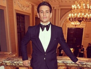 Ollie Locke: I'm always looking for Mr Right