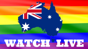 WATCH LIVE: Australia's equal marriage vote