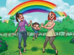 New children's book featuring same-sex couples first for Croatia