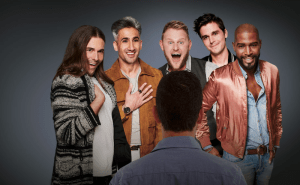 Queer Eye's Tan France reveals how he was cast in the US hit show