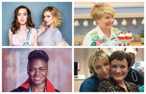 Sandi Toksvig, Rose & Rosie, Nicola Adams and #Berena celebrated at the Barclays DIVA Awards 2018