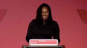 Interview. Dawn Butler MP talks to Rob Harkavy (and she doesn't hold back!).