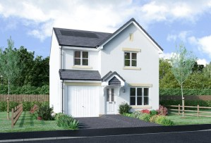 Last chance to reserve your stylish new Clydebank home.