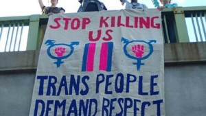 Trans murder tally in US at record high.