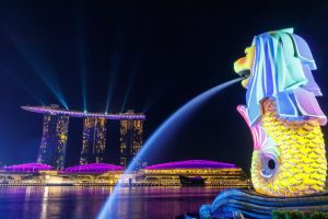 Singapore! A great choice for solo travellers.