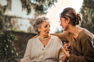 Things to consider when living with an elderly person.