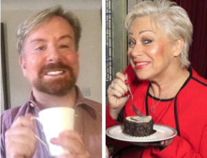 "MUST WATCH! In ""A cup of tea with Steven"" TV legend Denise Welch talks Twitter toxicity, Corrie & her new true crime series."