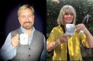 Amanda Barrie, legend of film, stage and TV, has a cup of tea with Steven.