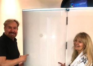 Ice cold in Kensington. Our Steven tries cryotherapy!