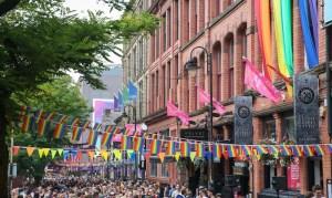Manchester Pride announces theme for 2021 event.