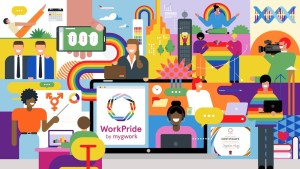 WorkPride from myGwork announces 50 events.