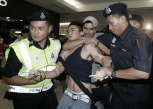 Trans businesswoman facing deportation to Malaysia.