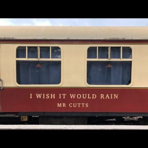 Mr Cutts - I Wish It Would Rain